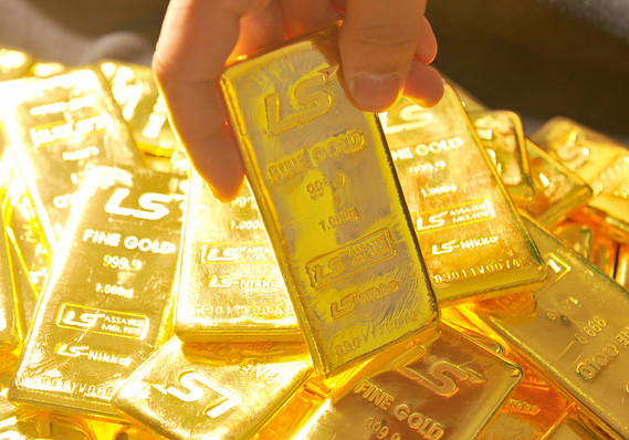 Riding the Bullion Market 2