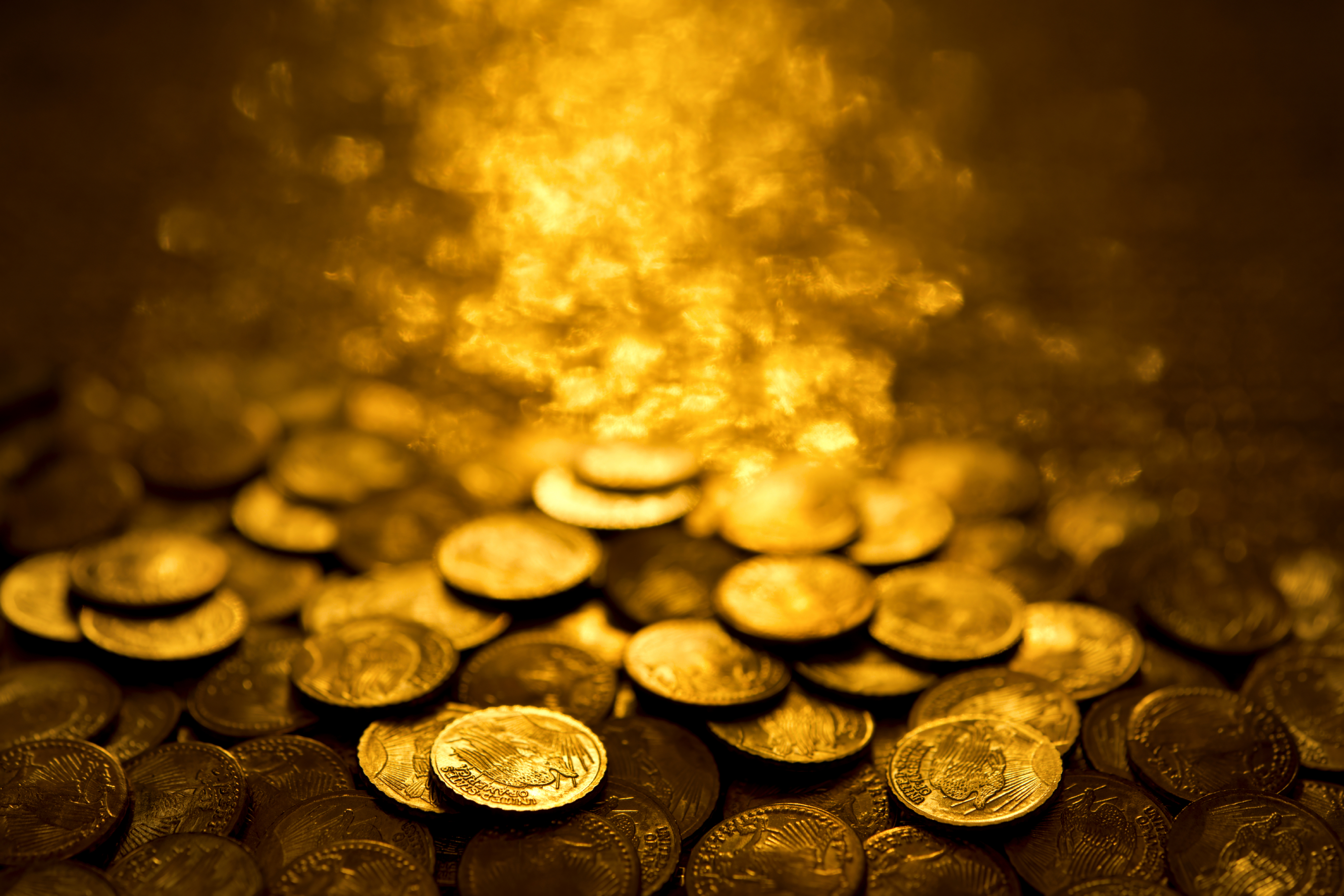 Riding the Bullion Market 3