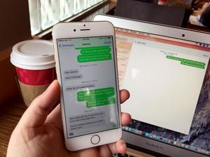 iPhone Casus Yazılım