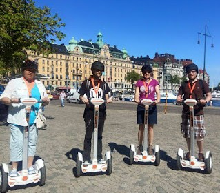 Tips to Remember When opting for Segway Tours
