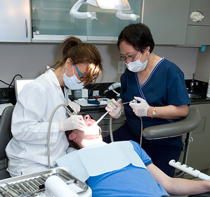 A regular visit to the dentist will help you to maintain your oral hygiene