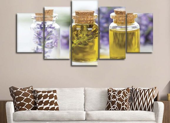 What are the various instructions you can follow to maintain the quality of personalised canvas prints?