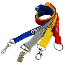 Personalized lanyards-Get your name imprinted on the chord