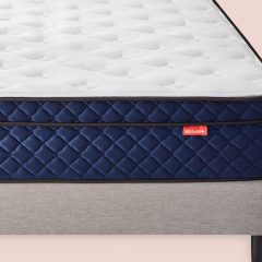 What are the different types of back pains that can be cured by the mattresses?