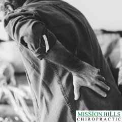 What are the various treatments included by the chiropractic care for the treatment of back problems?