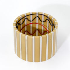 Piezoelectric transducer-How does piezoelectricity is produced with the help of it