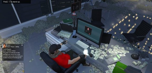 Grand Theft Auto-The best Open-world game!